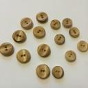 Træknapper 15 mm