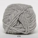 Lys grå - 434