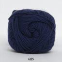 Marineblå - 685