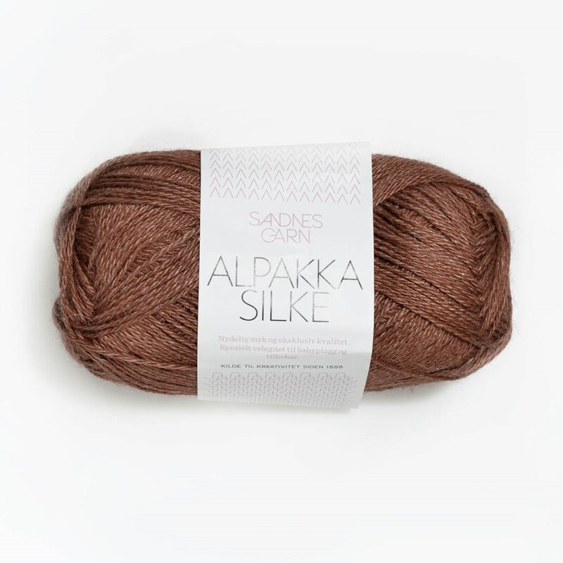 Alpakka Silke Sandnes garn