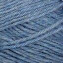 Lys blå meleret - 6324