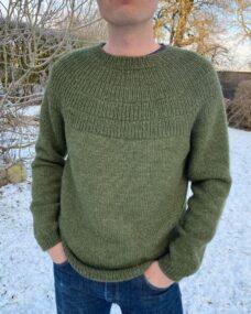 Ankers Trøje - My Boyfriend's Size - Petiteknit