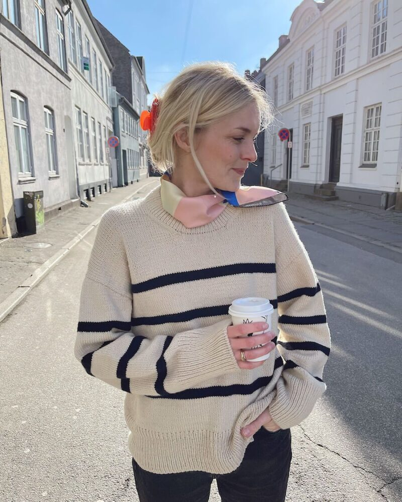 Marseille Sweater - Petiteknit