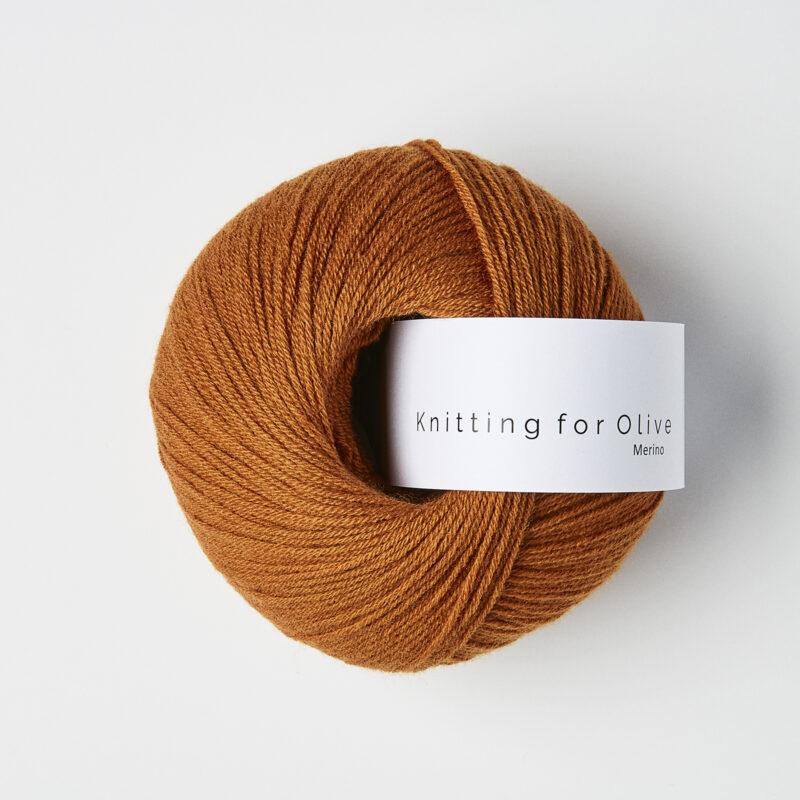 Merino Knitting for Olive