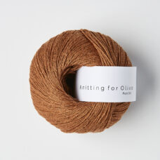 Pure Silk Knitting for Olive